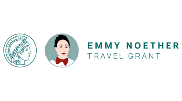Logo Emmy Noether travel grant